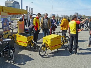 International Cargo Bike Festival Nijmegen The Netherlands 2016